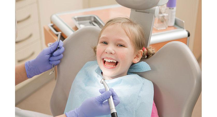 kid friendly dentist